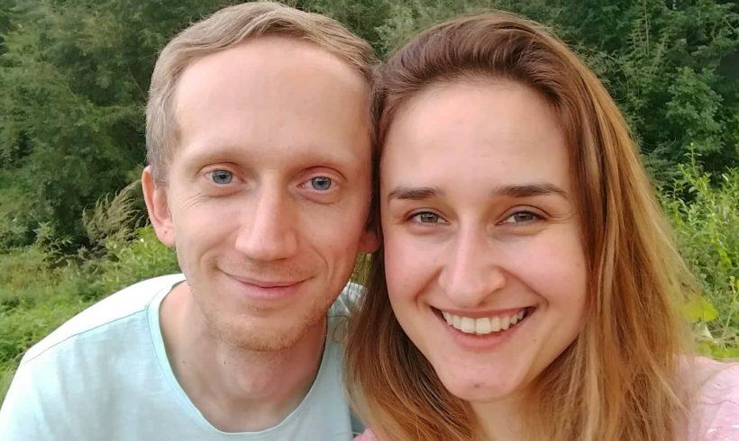 Ярослав та Христина Міняйло