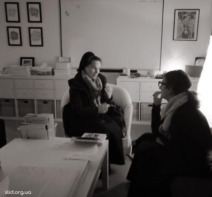 Зустріч-знайомство з організацією CiaoLapo Onlus